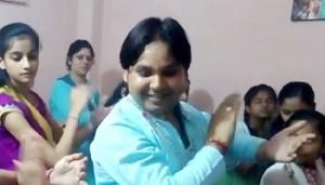 Kathak-teacher