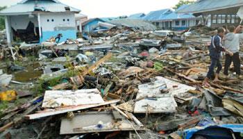 Indonesian-tsunami